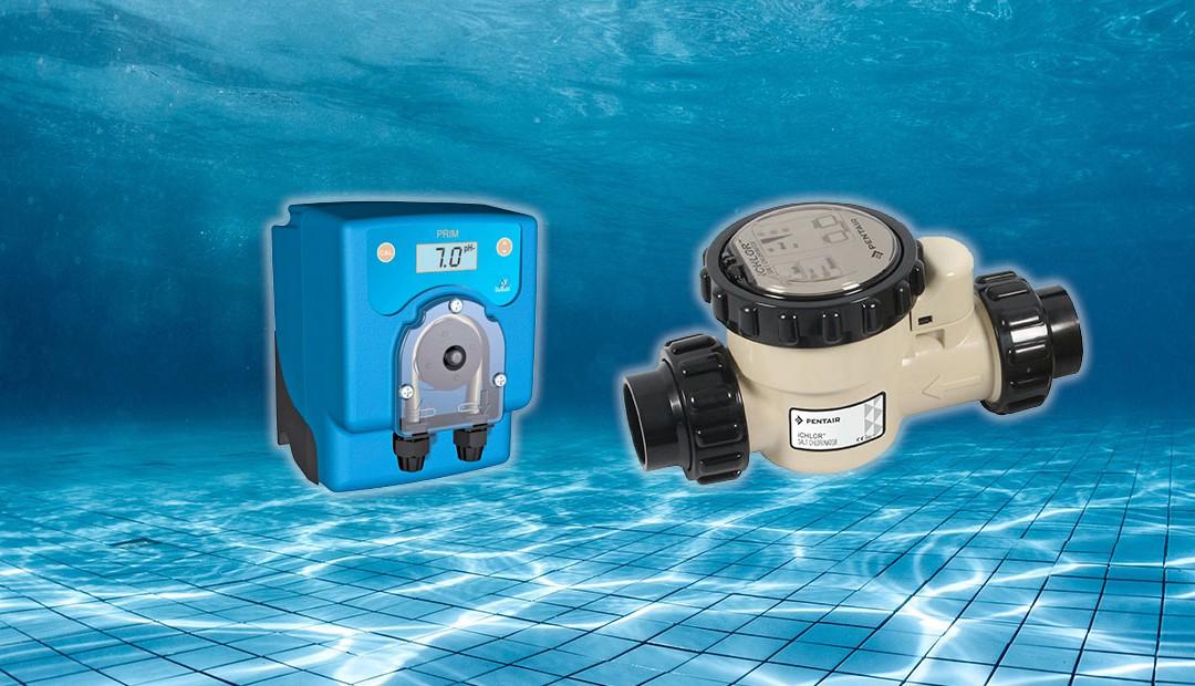 Un pH equilibrado en nuestras piscinas!