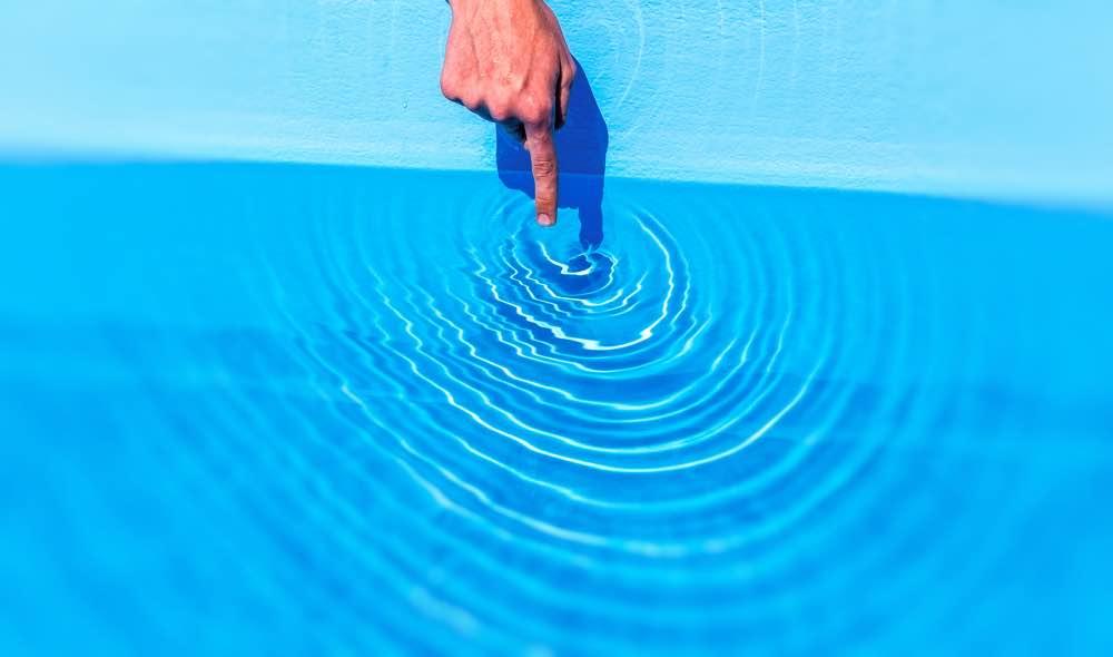 Control del pH en piscinas